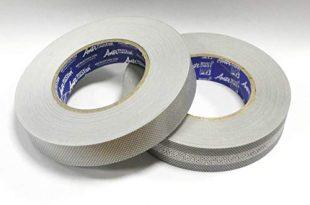 GRASEKAMP Qualität seit 1972 Anti Dust Set - Filterband Breite 28 mm und oberes Abschlussband 25 mm